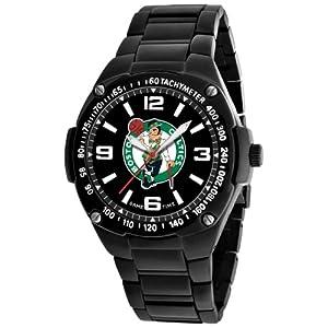 Game Time Mens NBA-GLA-SA Gladiator Triple Black Analog Display Japanese Quartz Black... by Game Time