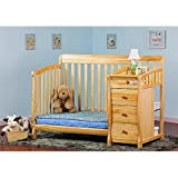 Baby Crib 57L x 29W x 41H Abc Nursery Bedding Sets Cribs Doll Sheets Mattress Glenna Jean