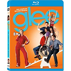 Glee: Season Two on Blu-ray