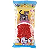 Malte Haaning Plastic A/S Hama Fuse Beads (6000-Piece, Red) (Color: Red)