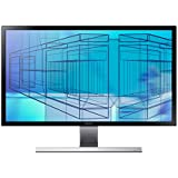 Samsung LU28D590DS 28 inch Ultra HD LED Monitor (3840 x 2160, 370 cd/m2, 1ms)