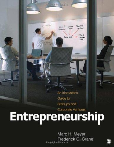 Entrepreneurship: An Innovator's Guide to Startups and...