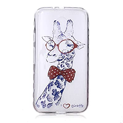 For Moto G3 Case,Motorola G3 TPU Case,EC-Touch Fashion Style Colorful Painted Design[Ultra Slim][Perfect Fit][Scratch Resistant]Soft Case Back Cover Protector Skin For Motorola Moto G(3nd Generation) by EC-Touch