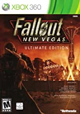 Fallout: New Vegas Ultimate Edition Xbox 360