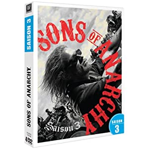 Sons of Anarchy - Saison 3 - Coffret  4 DVD