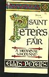 Ellis Peters Saint Peter's Fair: 4