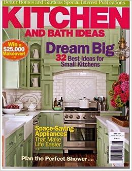 Better homes gardens kitchen and bath ideas june 2011 for Better homes and gardens kitchen and bath ideas
