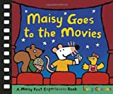 Lucy Cousins Maisy Goes to the Movies: A Maisy First Experiences Book