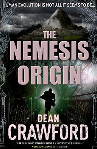 The Nemesis Origin (Warner & Lopez Book 1)