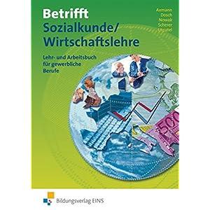 Betrifft Sozialkunde / Wirtschaftslehre, Ausgabe Rheinland-Pfalz, Hessen und Schleswig-Hol