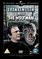 Frankenstein Meets The Wolf Man (1943) [Import anglais]