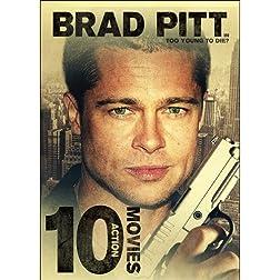 10-Movie Collection featuring Brad Pitt