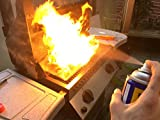 FILE'R PROOF Fire Proof Resistant Document Envelope Bag Home Safe Passport Gun