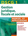DSCG 1 - Gestion juridique, fiscale e...