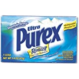 Ultra Purex 10245 Dry Detergent with Son Vend Pack, 1.4 oz, (Case of 156)