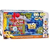 Spongebob Squarepants The Spongebob Movie Sponge Out Of Water Pop-A-Part Spongebob Action Figure