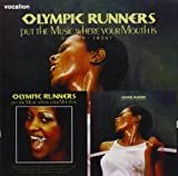 Put the Music/Out in.. Olympic Runners