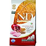 Farmina Natural And Deliciou LG Chicken And Pomegranate Puppy Food, 2.5 Kg (Maxi)