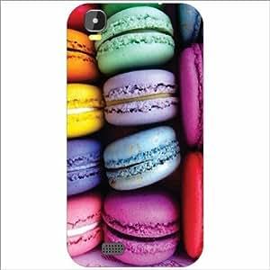Intex Aqua speed Back Cover - Silicon Colorful Designer Cases