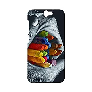 G-STAR Designer Printed Back case cover for HTC One A9 - G7223