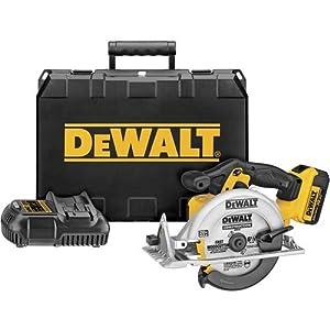DEWALT DCS391M1 20V Max Li-Ion Circular Saw Kit