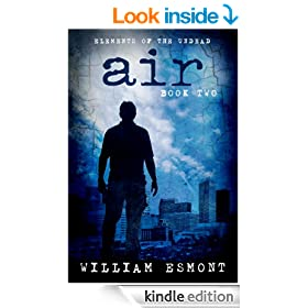 Air: Mortal Choice (Elements of the Undead Book 2)