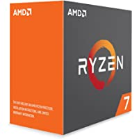 AMD Ryzen 7 1700X 3.4 GHz (3.8 GHz Turbo) 8-Core AM4 Desktop Processor
