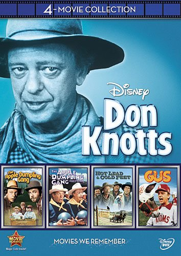 51fgLkBwWZL Disney 4 Movie Collection: Don Knotts (Apple Dumpling Gang / Apple Dumpling Rides Again / Gus / Hot Lead & Cold Feet)