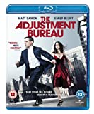 The Adjustment Bureau [Blu-ray] [Region Free]