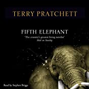 The Fifth Elephant: Discworld, Book 24 | Terry Pratchett