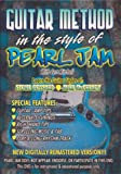 echange, troc Guitar Method: Pearl Jam [Import USA Zone 1]