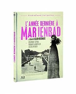L'Année dernière à Marienbad [Blu-ray]