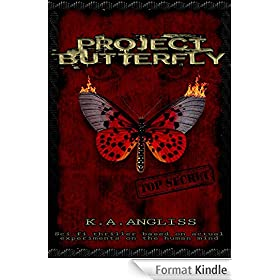 Project Butterfly (The Project Butterfly Series Book 1) (English Edition)