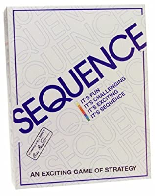 Sequence Game from Jax Ltd Inc