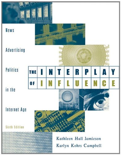The Interplay of Influence: News, Advertising, Politics,...