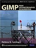 Photo du livre GIMP pour les photographes du numérique