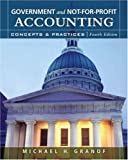 Government and not-for-profit accounting:concepts and practices