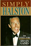 Simply Halston (0399136126) by Gaines, Steven