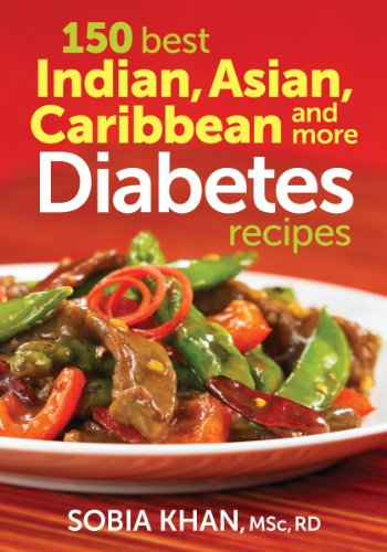 150 Best Indian, Asian, Caribbean and More Diabetes Recipes image