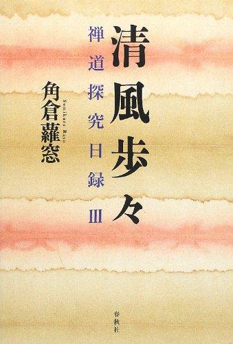 清風歩々: 禅道探究日録Ⅲ