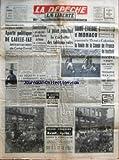 DEPECHE   du 25/04/1960
