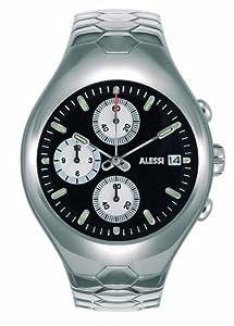 Alessi Men's Watch Chronograph Nuba AL 11011 Guido Venturini