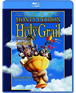 Monty Python and the Holy Grail (+ UltraViolet Digital Copy) [Blu-ray] from Sony Pictures