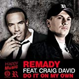 echange, troc Remady & Craig David - Do It On My Own
