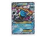 Carte Pokémon 30/146 M TORTANK EX MEGA EVOLUTION 220 PV HOLO Série XY NEUVE FR - Jeu de cartes à jouer et à collectionner...