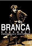 echange, troc Glenn BRANCA - Symphony n°8 & n°10: Live At The Kitchen