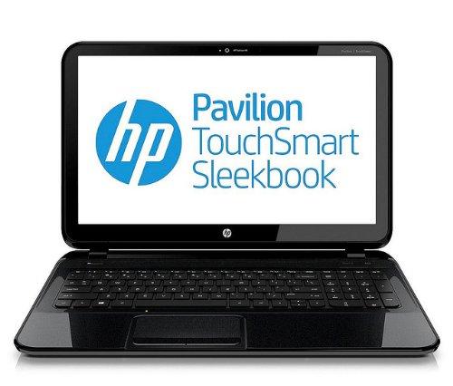 HP Pavilion 15-inch TouchSmart Sleekbook Laptop (8GB RAM, 1TB HDD)