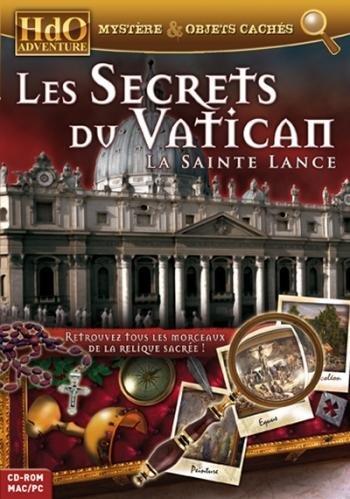 Mystère et objets cachés: Les secrets du vatican (vf - French game-play)