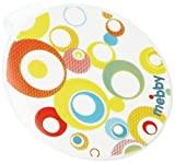 Mebby Chupete Agregado videoclip con los círculos de dibujo