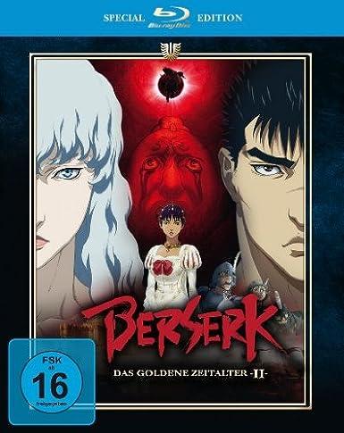 Berserk - Das goldene Zeitalter II, Blu-ray - Special Edition